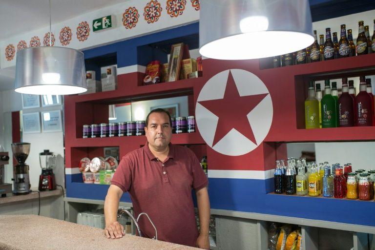 le Pyongyang Café