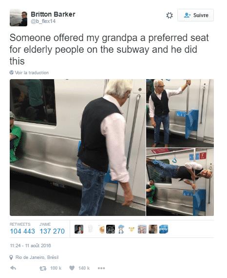 papy metro