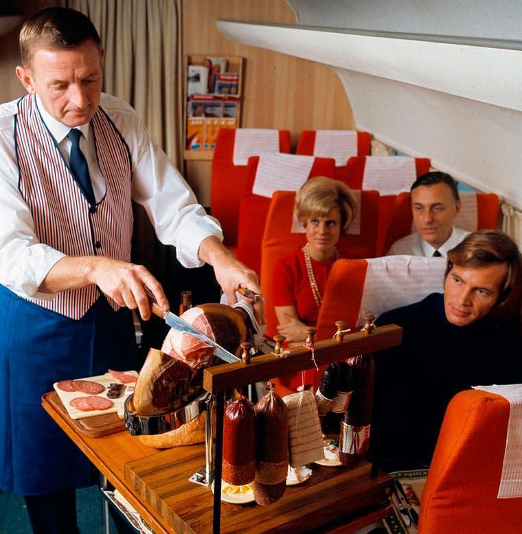 repas en avion 12