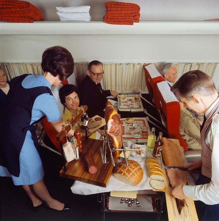 repas en avion 14