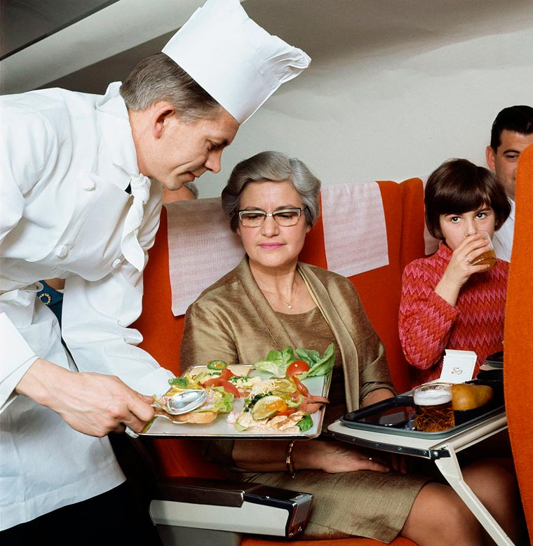 repas en avion 15
