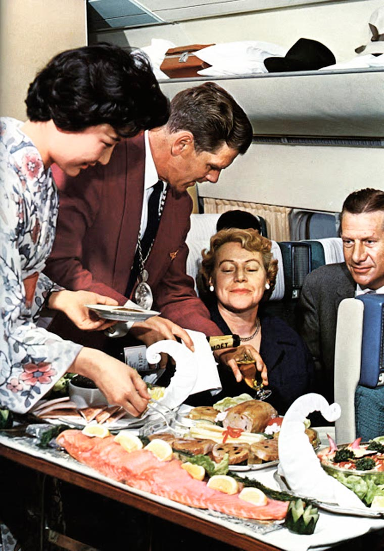 repas en avion 17
