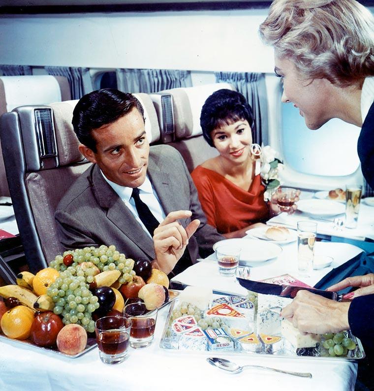 repas en avion 3