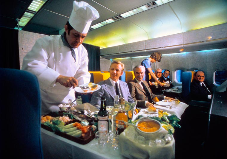 repas en avion 7