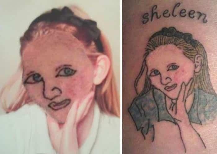 tatouages moches 13