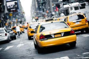taxis-new-york