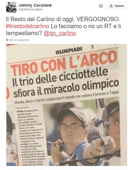 titre italien