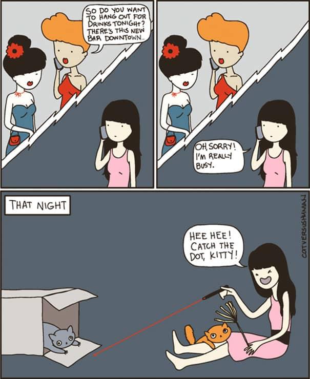 vie avec chat 12