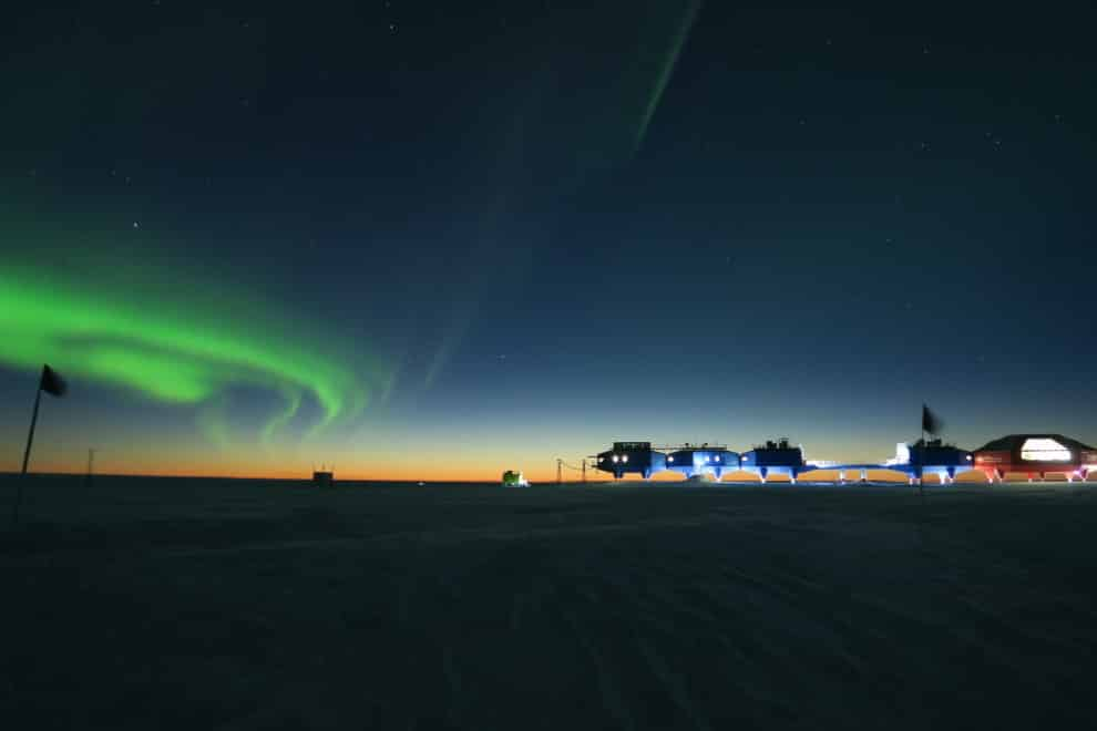 antarctic-space-station