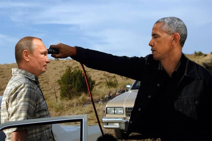 Poutine et Obama 12