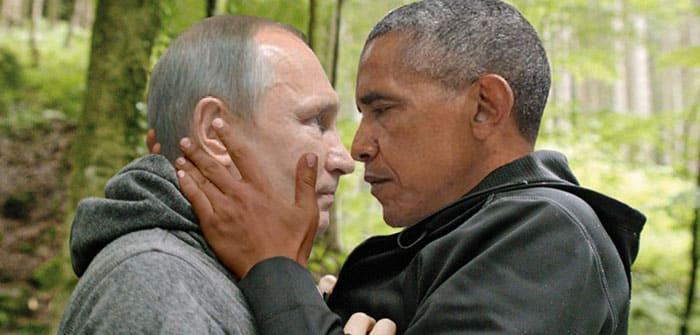 Poutine et Obama 3