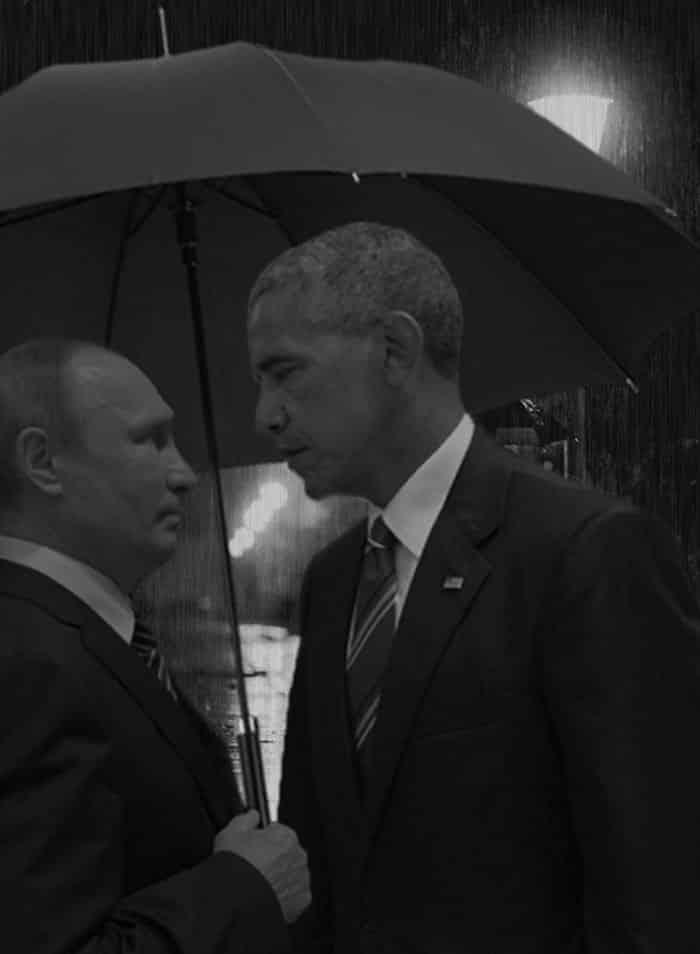 Poutine et Obama 5