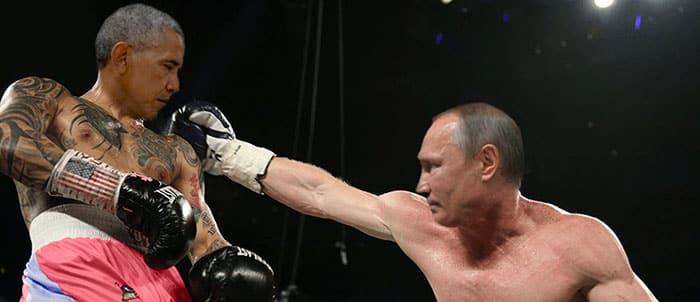 Poutine et Obama 8