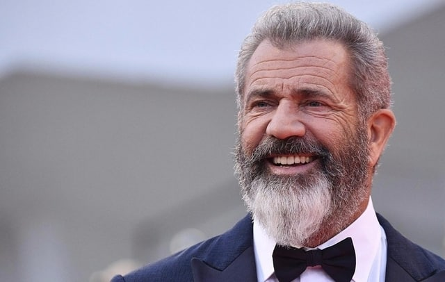 Mel Gibson à la Mostra de Venise