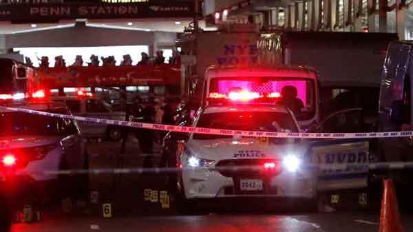 Explosion à New York: la police diffuse le portrait d'un suspect