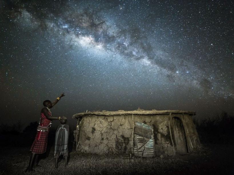 A Wise Son Makes a Glad Father © Robin Stuart (Kenya)
