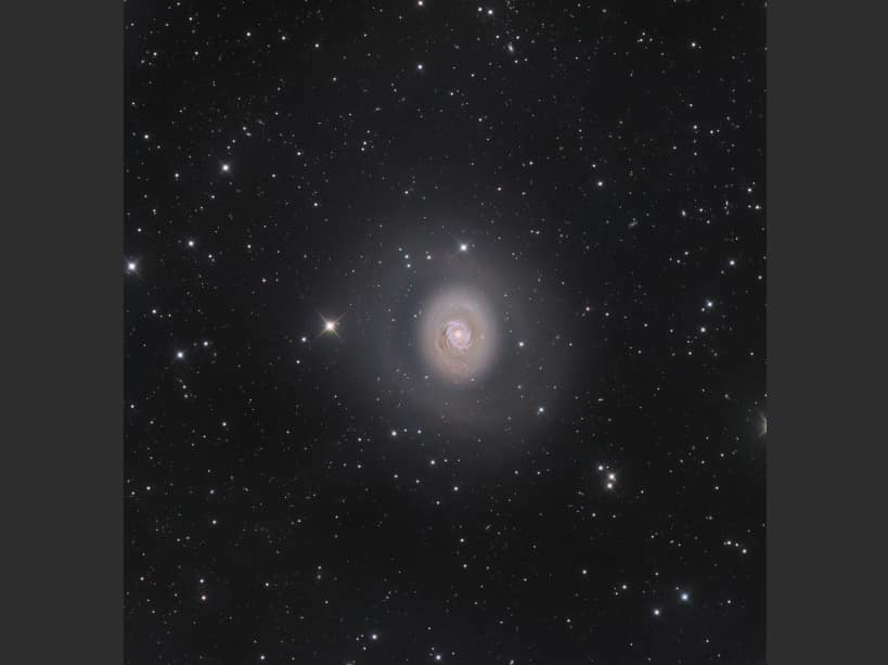 M94: Deep Space Halo © Nicolas Outters (France)