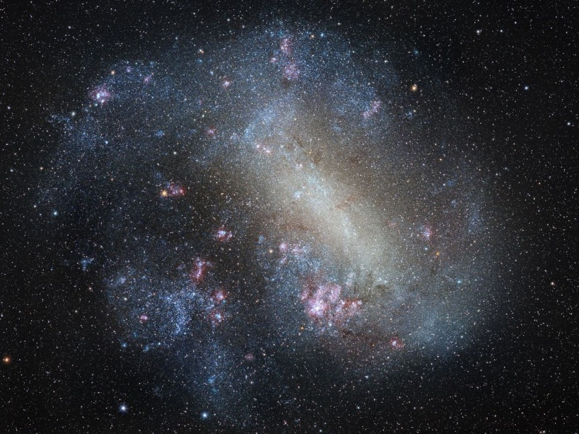 Large Magellanic Cloud © Carlos Fairbairn (Brazil)