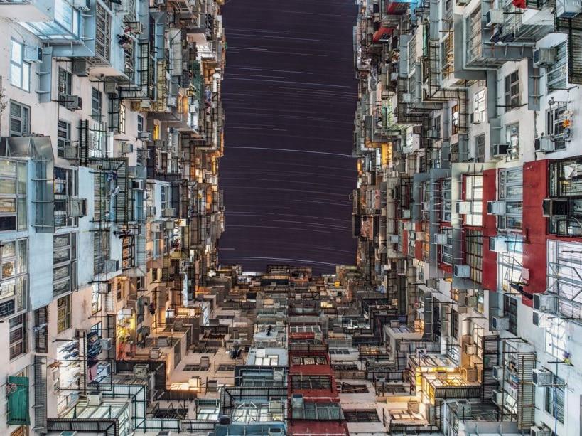 City Lights © Wing Ka Ho (Hong Kong)