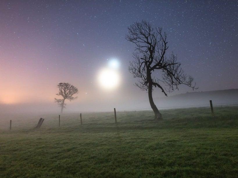 Binary Haze © Ainsley Bennett (UK)