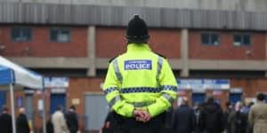 police-britannique