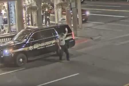 police-danse