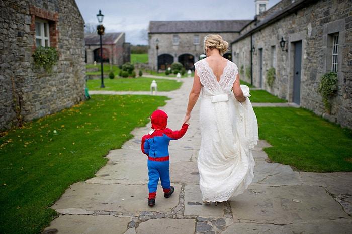 Documentary wedding photography - Sydney