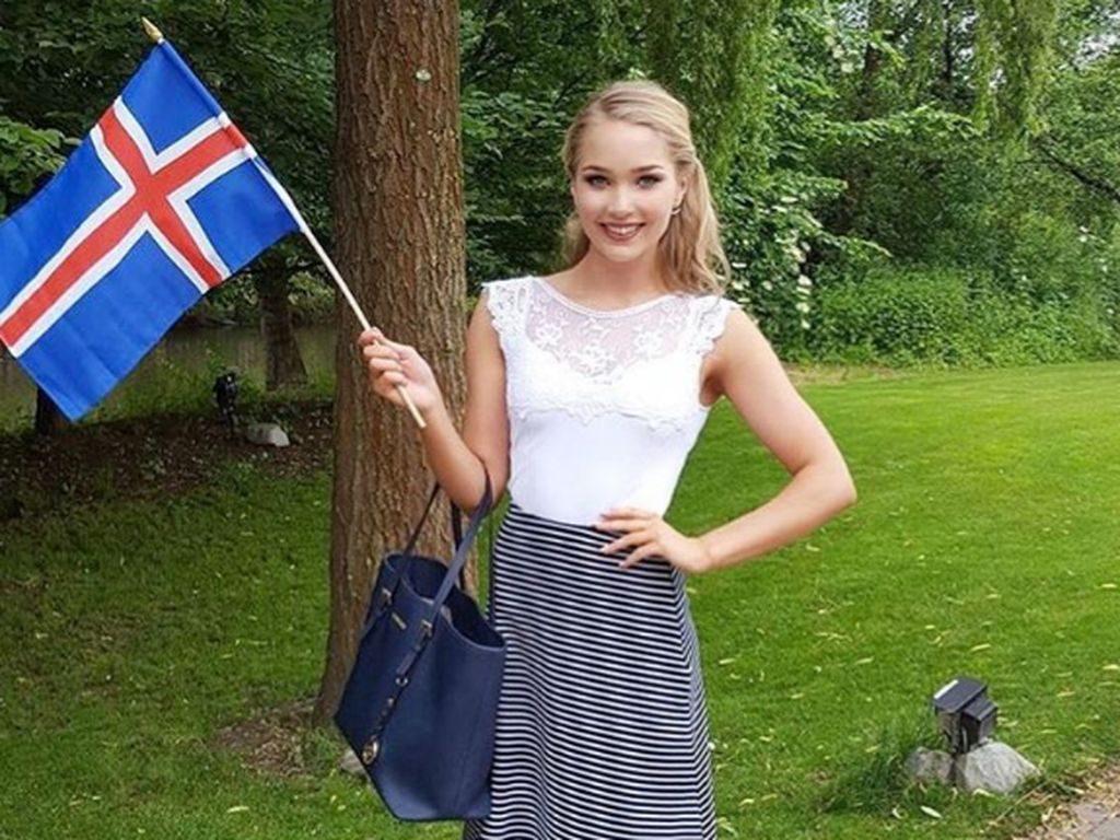 Miss Islande jugée trop grosse, quitte la compétition — Miss Grand International