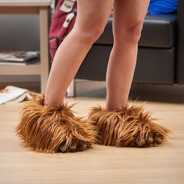 chewbacca-chaussons