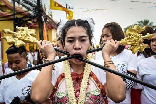 festival Phuket