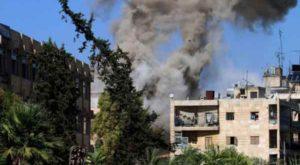 Le groupe djihadiste État islamique (EI) a lancé une offensive…
