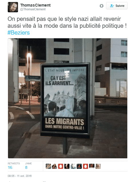 beziers-migrants-tweet