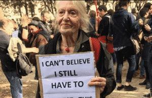manifestante-ivg