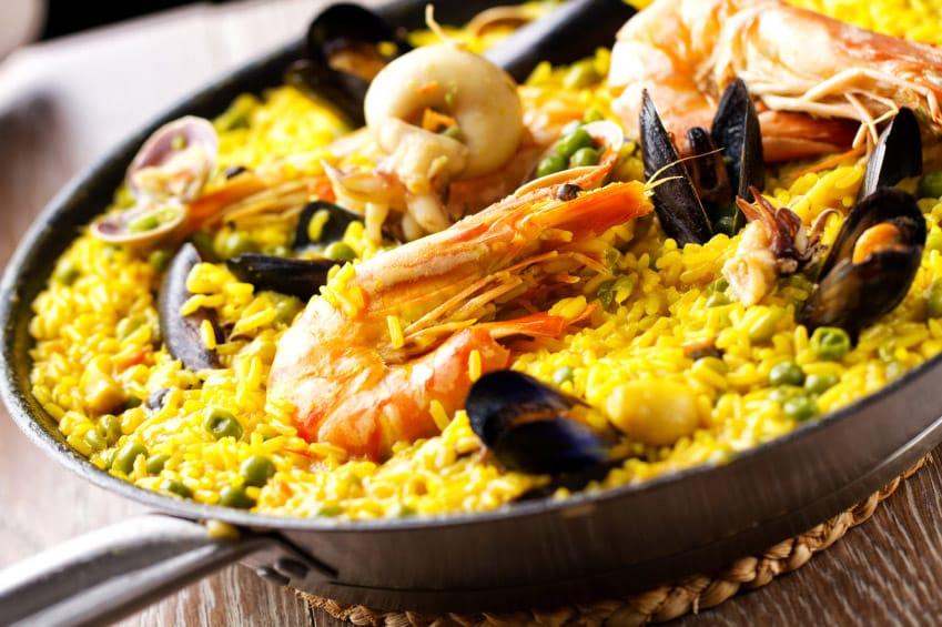 paella-espagnole