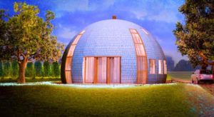 dome-house