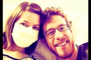 Johanna Wattkins et son mari