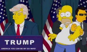 les-simpsons-trump