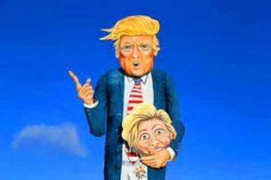 trump-effigie
