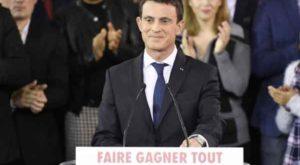 Le premier ministre socialiste français Manuel Valls a annoncé lundi…