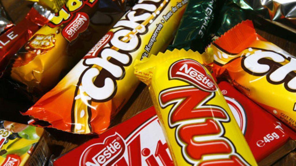 Nestlé promet des confiseries moins sucrées — Suisse
