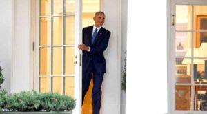 Barack Obama a fait ses adieux vendredi sur Twitter en…