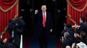 Donald J. Trump est devenu vendredi le 45eprésident des États-Unis…