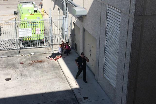 Un homme arrêté après une fusillade dans un aéroport de Floride
